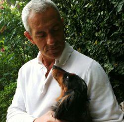 permettete che vi presenti…Giorgio Porcino, Medico Veterinario in Roma
