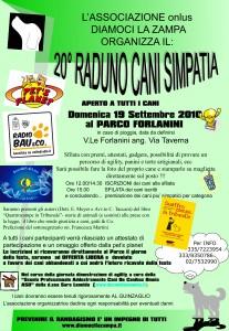 "Milano capitale del ""Cane Simpatia"" – 20° Raduno Cani Simpatia"