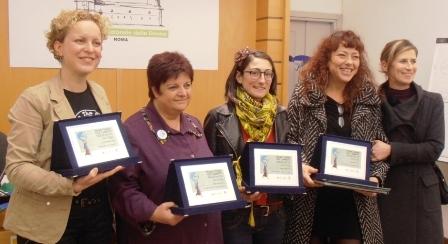 """""""Donne, Pace e Ambiente"""" , premiata Sara Turetta!!!"""