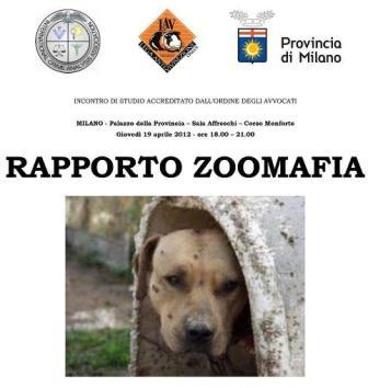 Rapporto ZOOMAFIA