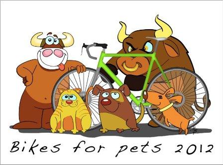 Il 4 Agosto a Milano tutti in sella parte Bike for Pets  (Il viaggio a due ruote che aiuta gli animali vittime di antiche usanze)
