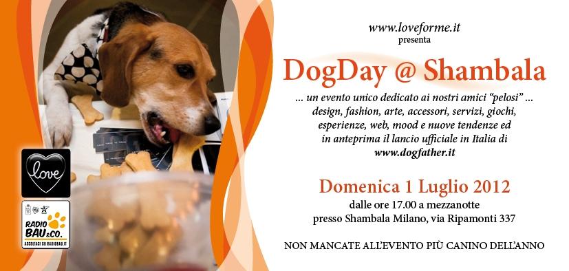 DOG DAY @ SHAMBALA
