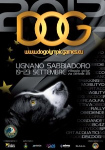 DOG OLYMPIC GAMES a Lignano Sabbiadoro