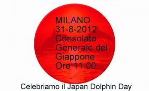 Japan Dolphin Day – 31 Agosto a Milano