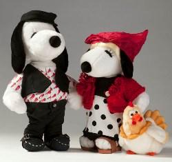 Snoopy e Belle aiutano i Bambini sfortunati!