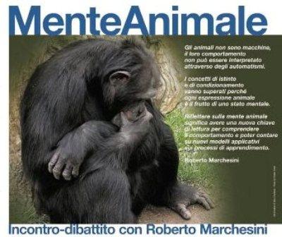 Viaggio nella Mente Animale con Roberto Marchesini