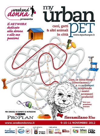My Urban Pet e Radiobau, ti invitano a Week end Donna!!!