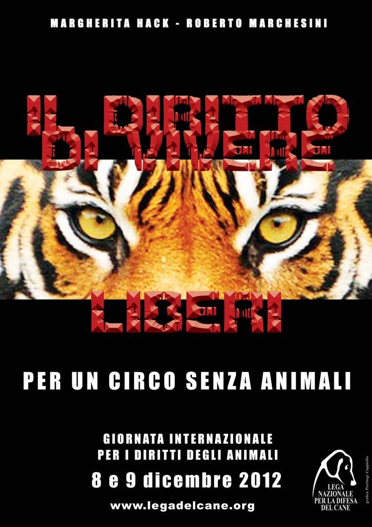 Giornata Internazionale per i Diritti degli Animali