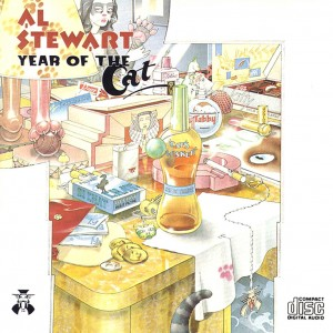 Copertine Bestiali; The Year of the Cat