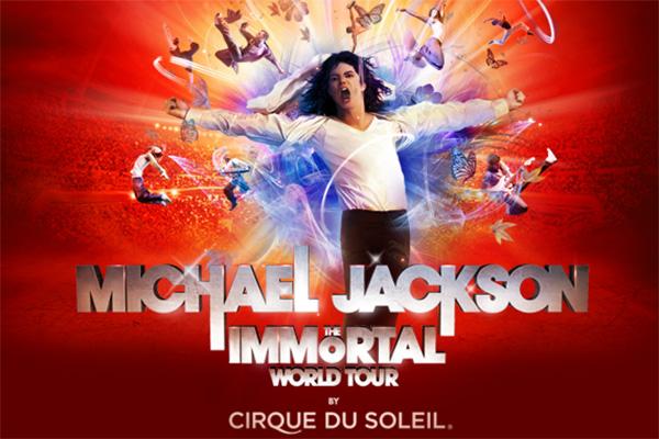 Immortal – Cirque du Soleil;  su Radiobau