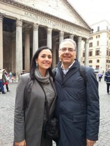 """11 Marzo 2013 – Felicetti da piazza Navona """"un traguardo raggiunto tutti insieme"""""""