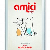 Amici e Royal Canin, presentano l'APP per le vacanze