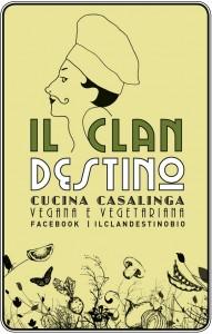 Aperitivo Crudista a cura del CLAN-DESTINO