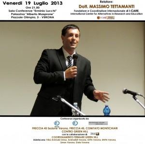 Successo per la Conferenza di Verona sul Caso Glaxo