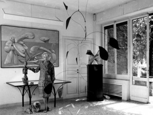 Peggy Guggenheim; la donna sepolta a Venezia accanto ai suoi cani