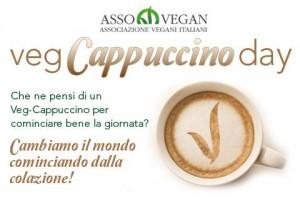 Partecipa al primo VegCappuccino Day!