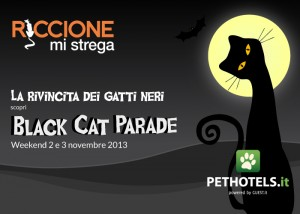 Riccione 2 – 3 Novembre BLACK CAT PARADE