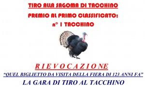 GARA DI TIRO AL TACCHINO… PALEONTOLOGIA!!!!!!!!!!!