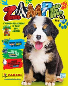 """IN EDICOLA LA NUOVA COLLEZIONE """"ZAMPE & CO. 2013-2014"""""""