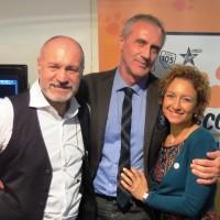 da Week End Donna; Mara Di Noia, Roberto Calcaterra e Davide Cavalieri