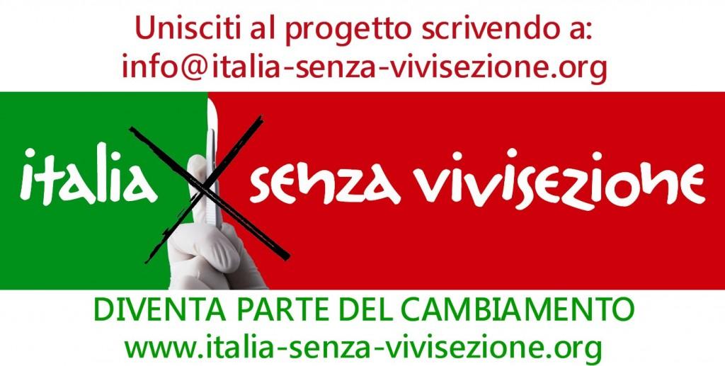 Italia senza vivisezione