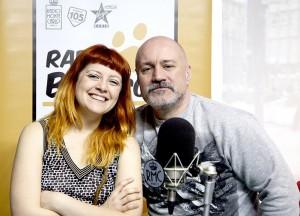 Noemi a Radiobau – Zanzarino sempre con me…ci ho fatto anche una canzone insieme!