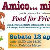 Sabato 12 aprile, Caro amico…mi Fido a Melzo (Milano)