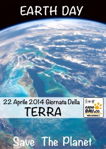 Italo vettore ufficiale dell'Earth Day Italia 2014