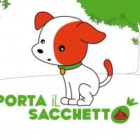 PORTA IL SACCHETTO, nelle Aree Cani di tutta Italia!