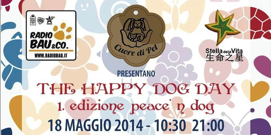 The Happy Dog Day – PEACE'N DOG
