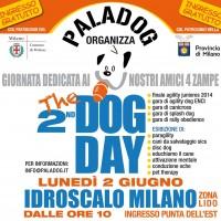 2°DOG DAY – 2 Giugno all'Idroscalo di Milano