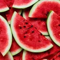 Bellezza Etica; Estate piu' fresca con il ROSSO di frutta e verdura