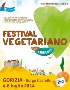 V Festival Vegetariano a Gorizia