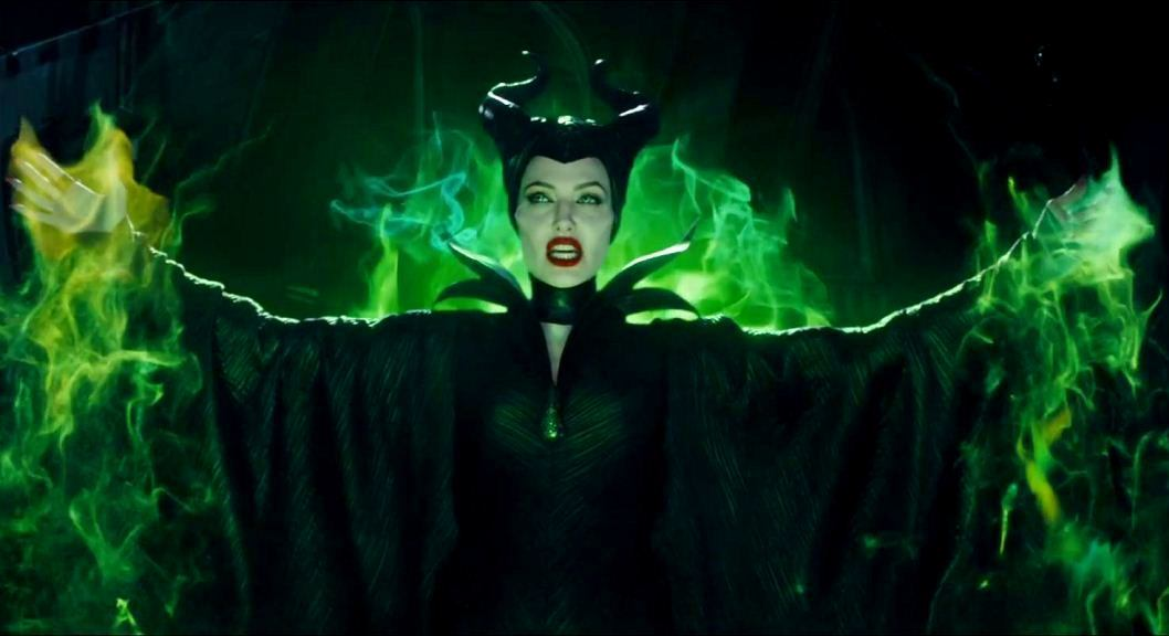 Maleficent Movie 2014 Hd Ipad Iphone Wallpapers: Malefica Corna