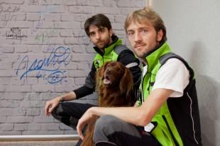 Andrea Granelli , Napoleone e Luca Spinelli  di PET DETECTIVE