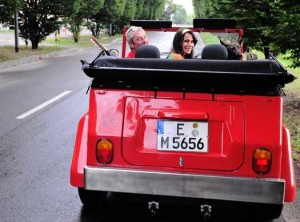 Ringo ed Erika (foto Rosanna Pellacini)