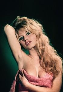 Brigitte Bardot - foto Olycon