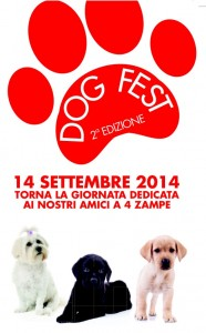 DogFest 14 Settembre c/o Fashion District Mantova
