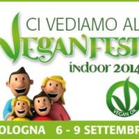 VEGANFEST: questo week end a Bologna!