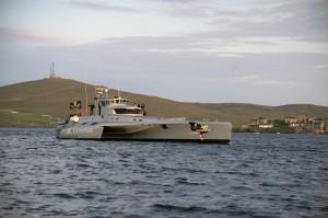 BRIGITTE BARDOT (Il trimarano di Sea Shepherd) a ROMA e VIAREGGIO