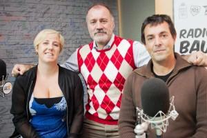 Chiara, Davide e Massimo Tettamanti