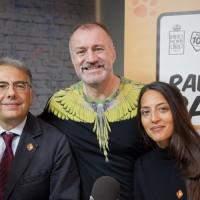 Gianluca Felicetti e Michela Kuan