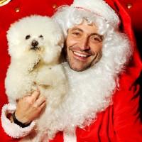 PRO PLAN CUP i cuccioli dell'anno 2014 TAPPA a Genova per Cercare il cane di Babbo Natale