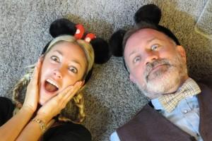 Davide e Federica Disney