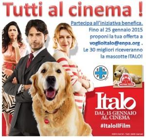 ITALO, una storia che fa' BAU  tutta Italiana!