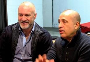Roberto Marchesini e Davide Cavalieri