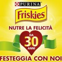 Friskies. 30 anni di Felicità