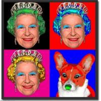 Dio salvi la Regina ed i suoi Corgi!
