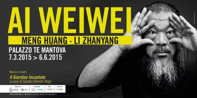 Ai Weiwei, l'artista Cinese confinato, vive d'amore Felino!