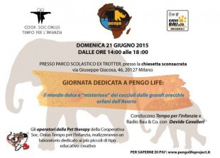 PENGO LIFE PROJECT a MILANO!